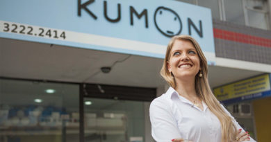 Revista Franquia Kumon